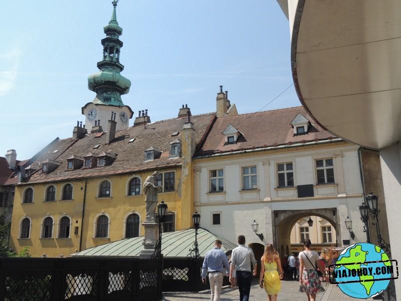 Qué ver en Bratislava