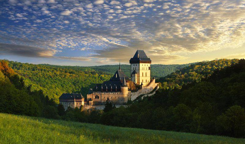 El Castillo de Karlstein