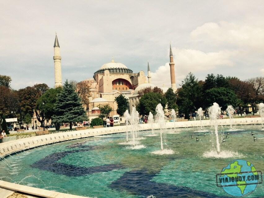 66-estambul-ViajoHoy-com Oraciones en las mezquitas de Estambul