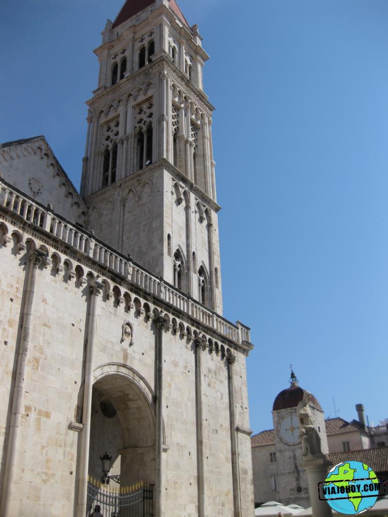 Catedral de San Lorenzo Viaje a Croacia, ruta entre Dubrovnik y Zadar