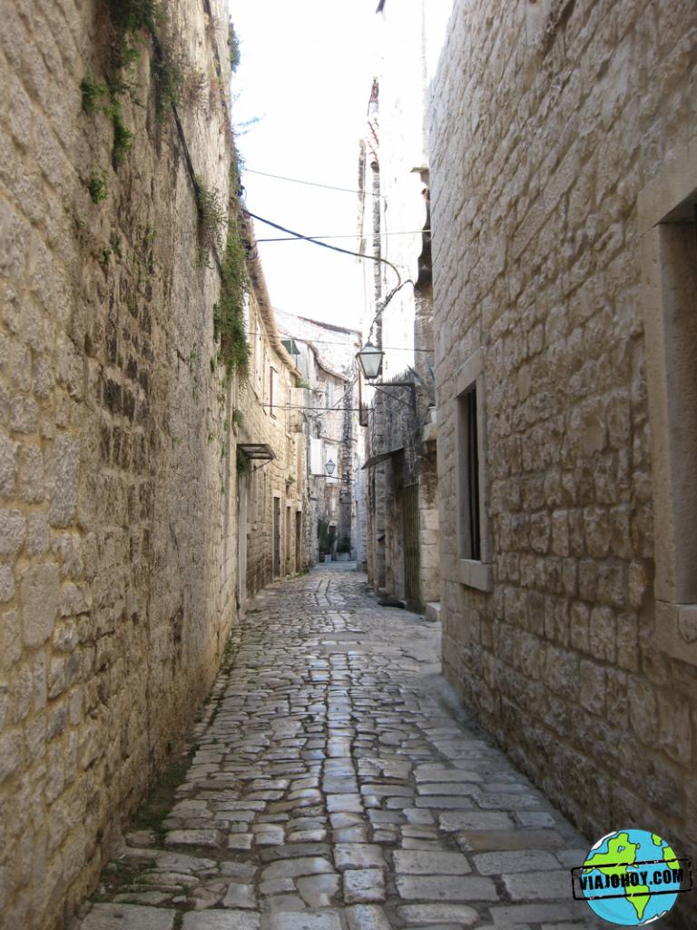 Trogir Viaje a Croacia, ruta entre Dubrovnik y Zadar