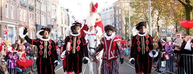 Sinterklaas-viajo-hoy Navidad por el mundo: curiosidades, tradiciones y costumbres