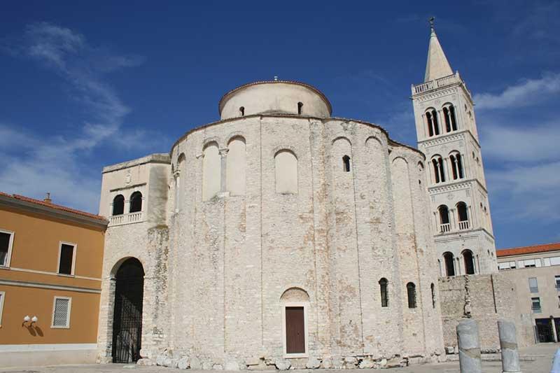 Zadar-forum Qué ver en Zadar