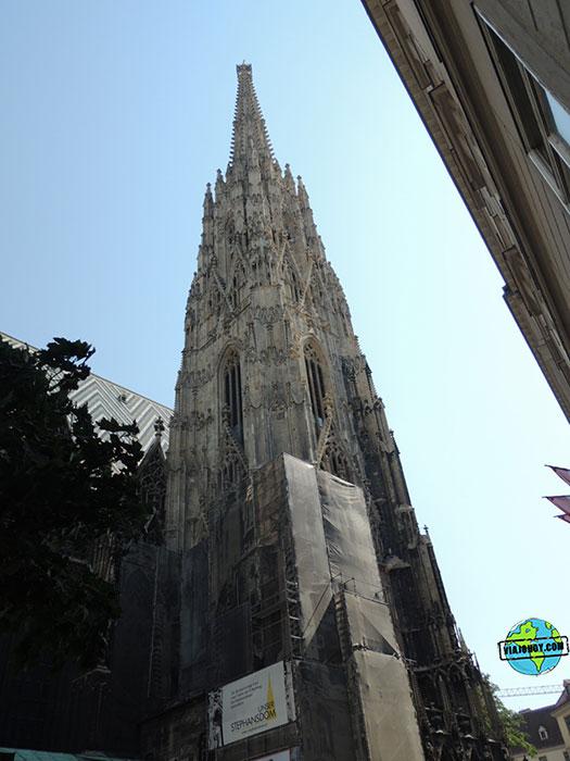 catedral-de-viena-viajohoy-com Visita y Disfruta Viena