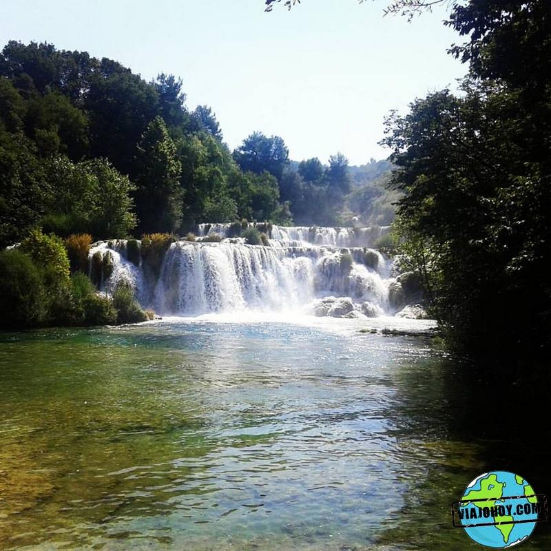 Parque Nacional Krka Viaje a Croacia, ruta entre Dubrovnik y Zadar