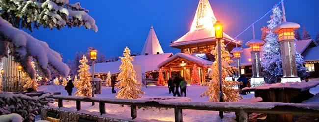 navidades-en-laponia Navidad por el mundo: curiosidades, tradiciones y costumbres