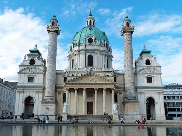 san-carlos-borromeo-viajohoy Visita y Disfruta Viena