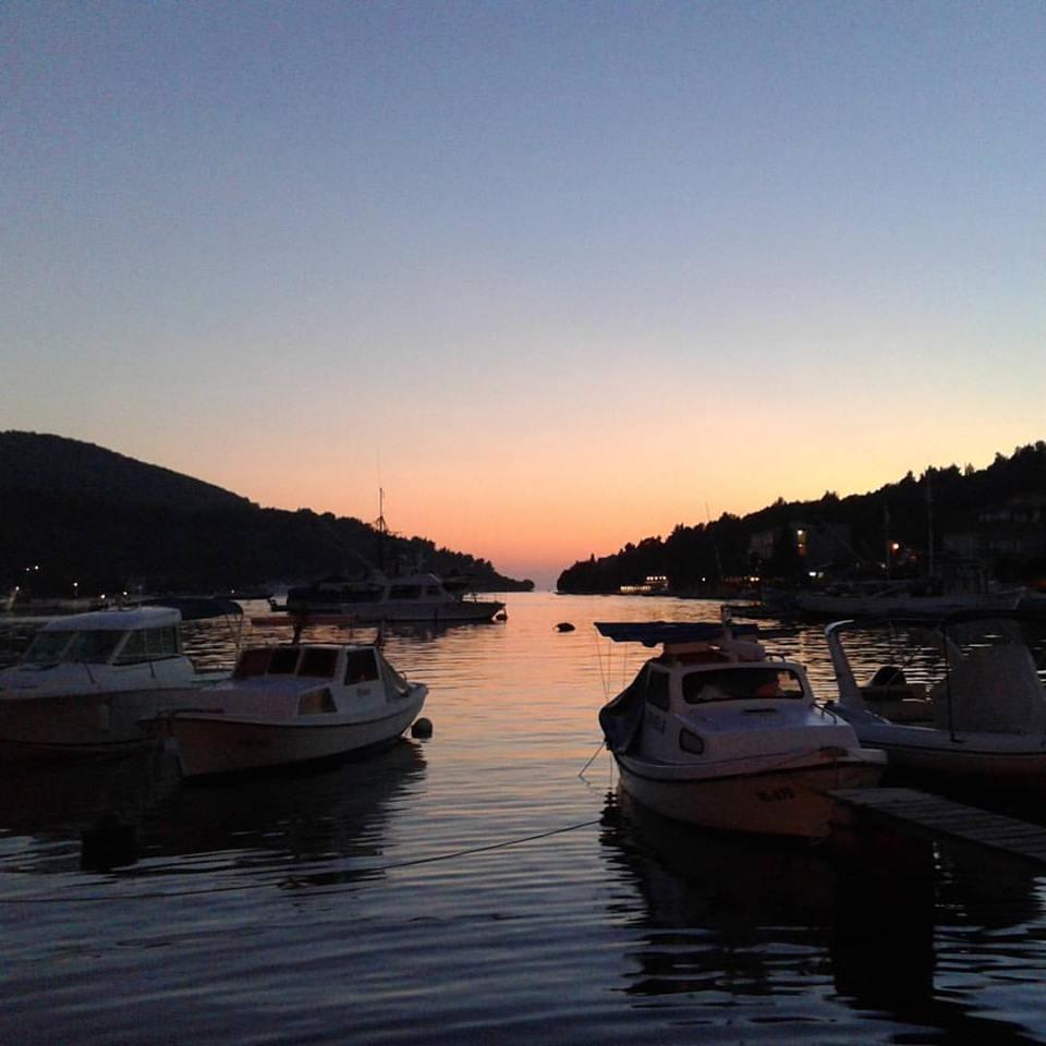 vela luka Viaje a Croacia, ruta entre Dubrovnik y Zadar