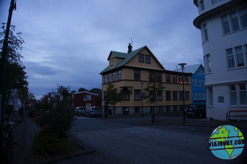 Reykjavík-Islandia-viajohoy1 7 Cosas que no sabias de Islandia ¿o si?
