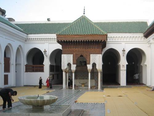 mezquitakaraouine374964 Por que deberías visitar Fez – Marruecos