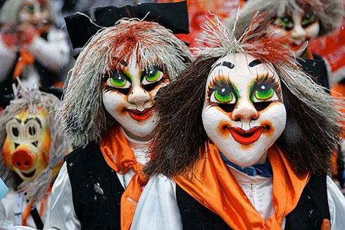 basilea-carnaval-viajohoy2 Carnaval de Fasnacht o el Carnaval de Basilea