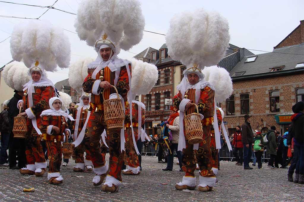 binche-carnaval-belgica-viajohoy 8 destinos donde disfrutar las fiestas de carnaval