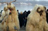 Terror en el Carnaval en Busójárás (Hungría)