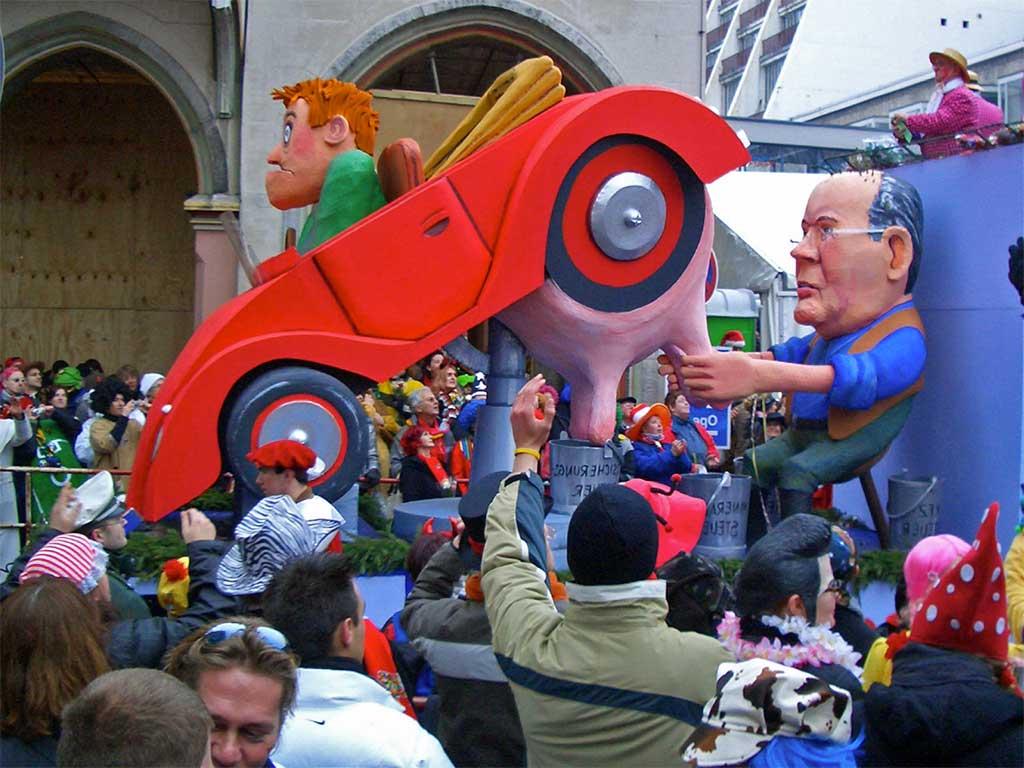 carnaval-colonia-viajohoy 8 destinos donde disfrutar las fiestas de carnaval