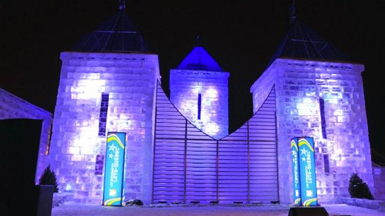 Carnaval de Invierno en Quebec, (Canadá)