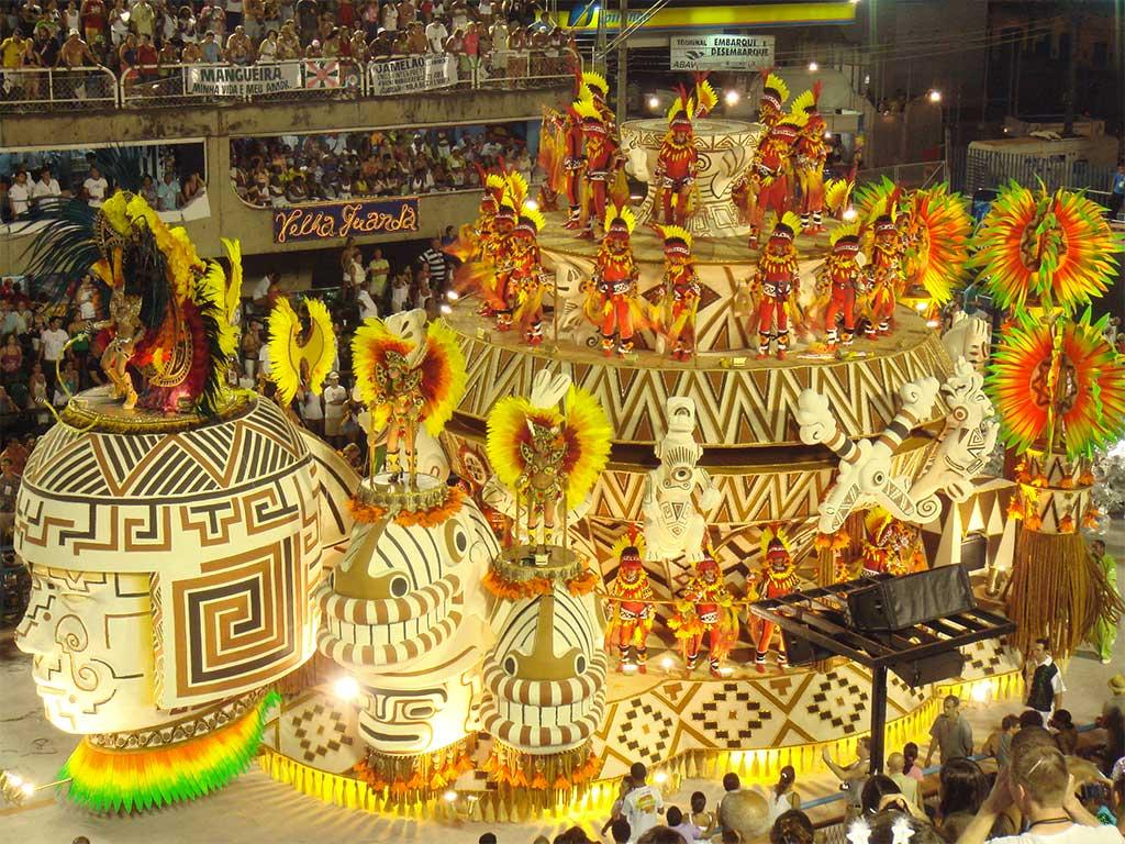 carnaval-rio-de-janeiro 8 destinos donde disfrutar las fiestas de carnaval