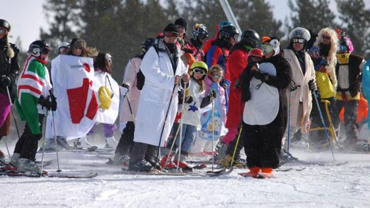 Carnaval en la nieve Vallnord – Andorra