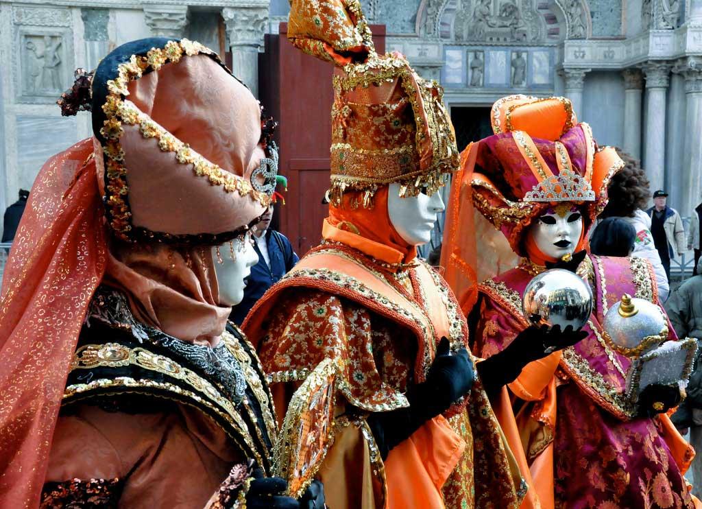 carnaval-venecia-viajohoy-com 8 destinos donde disfrutar las fiestas de carnaval