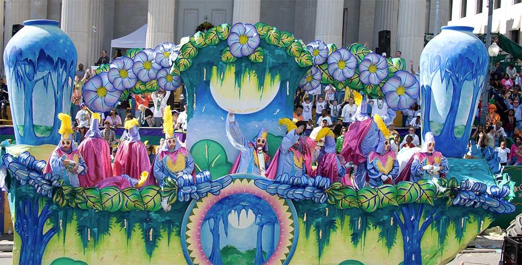 mardi-gras-nueva-orleans-viajohoy 8 destinos donde disfrutar las fiestas de carnaval