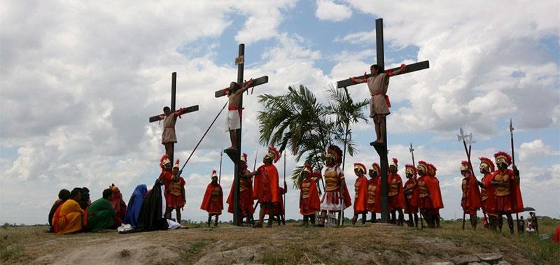 sanpedro-cutud-ritos Sangriento festejo de semana santa en Filipinas