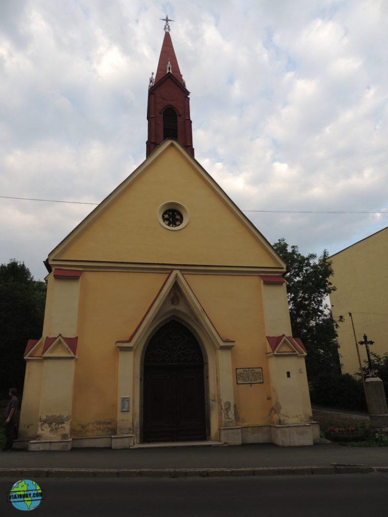 Banska-Stiavnica Iglesia Sta Isabel Banská Štiavnica – Que ver en Eslovaquia