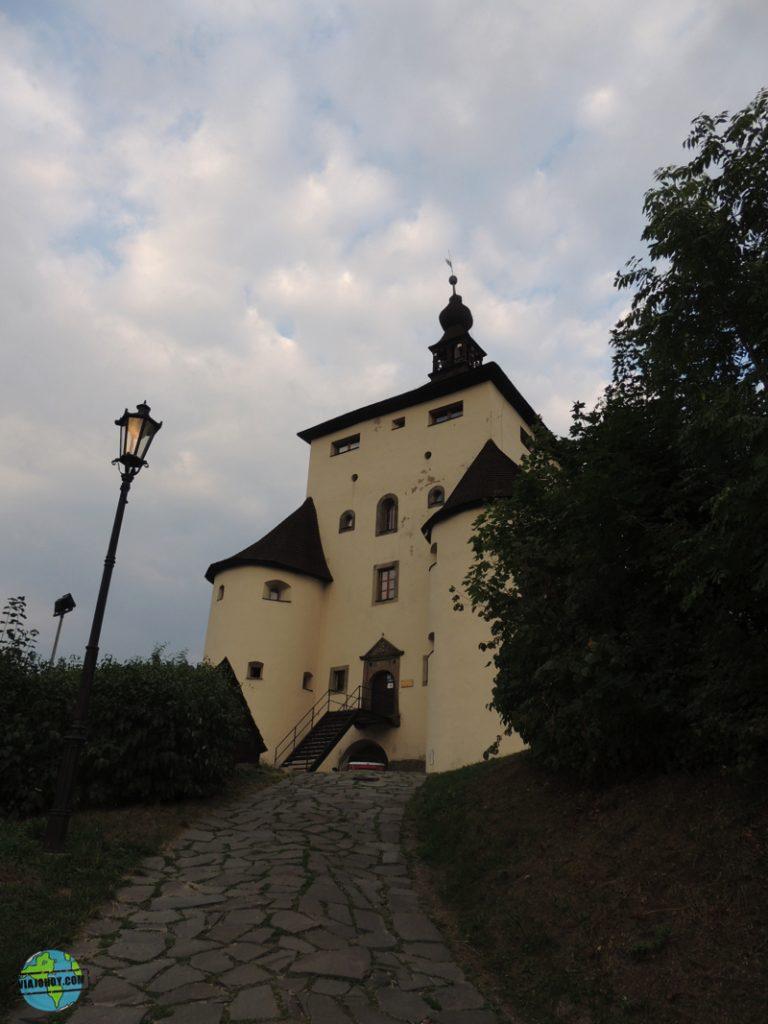 castillo antiguo banska Stiavnica Banská Štiavnica – Que ver en Eslovaquia