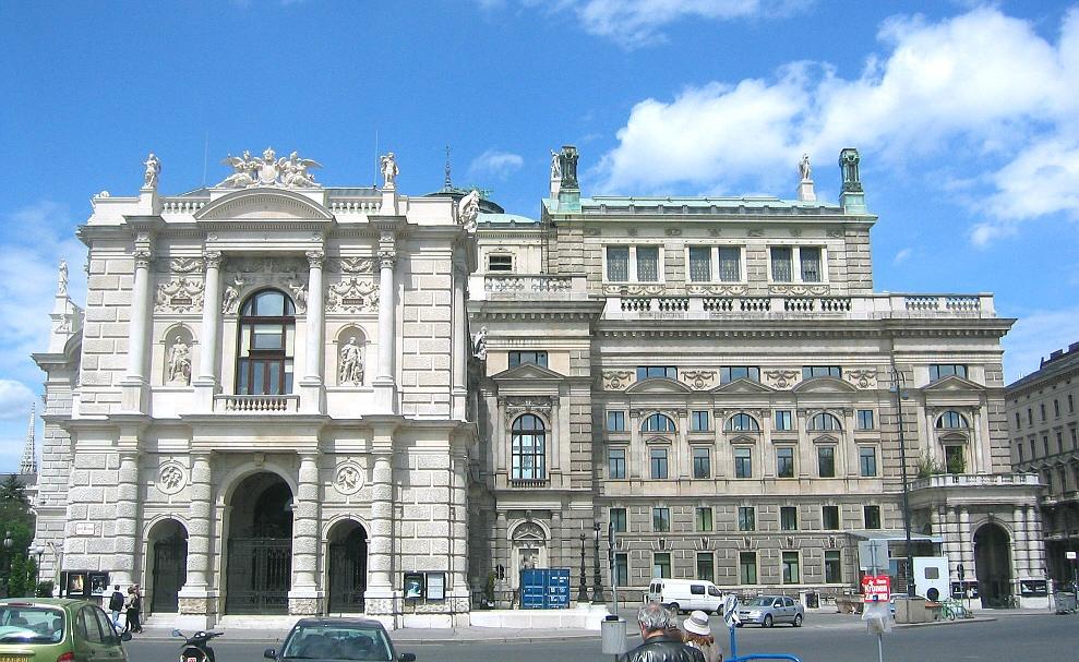 Burgtheater 1 Burgtheater: el teatro imperial