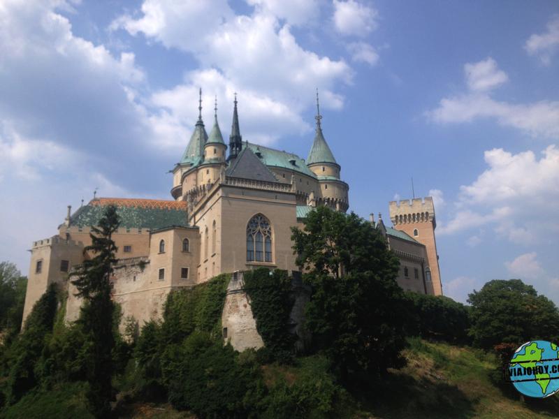 la joya de bojnice Castillo de Bojnice – Que ver en Eslovaquia