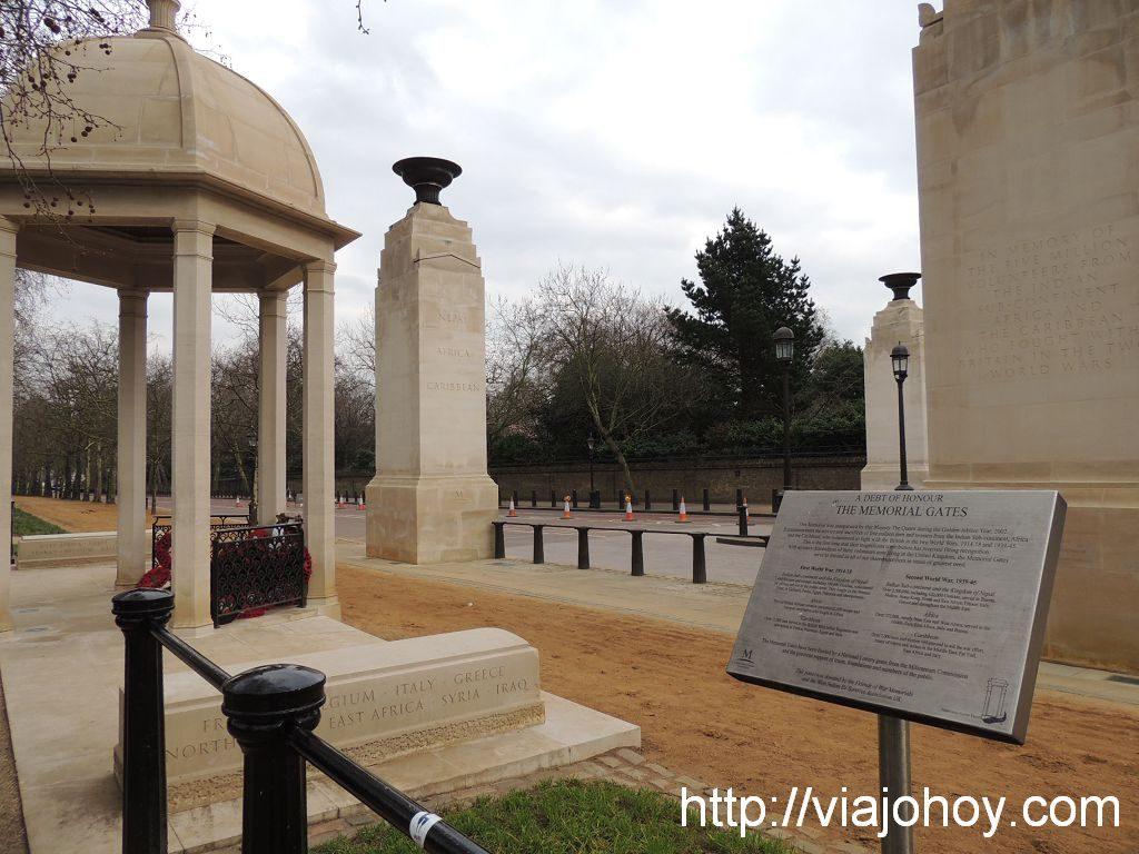 Memorial-gates-viajohoy-com001 Que ver en Londres en 2 dias (dia1)