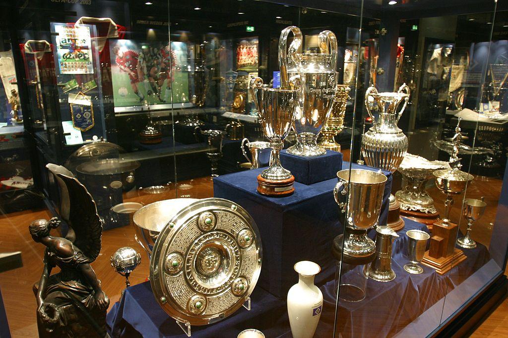 Schatzkammer 1 Schatzkammer: un museo de reliquias