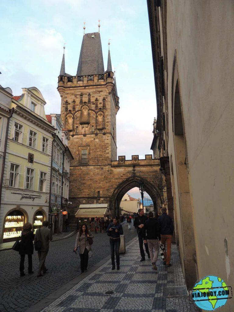 Torre-polvora(viajohoy)4 La Torre de la Pólvora – Disfruta Praga