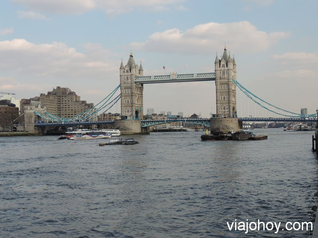 Tower-Bridge-london-viajohoy Que ver en Londres en 2 dias (dia2)