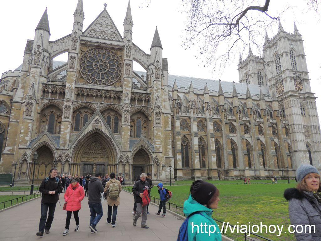 Westminster-Abbey-viajohoy-com004 Que ver en Londres en 2 dias (dia1)