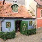 El Callejón de Oro – descubre Praga