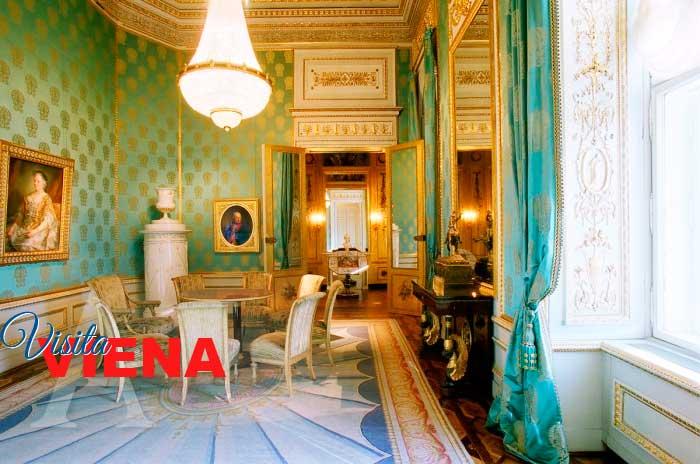 interior-museo-albertina Museo Palacio Albertina