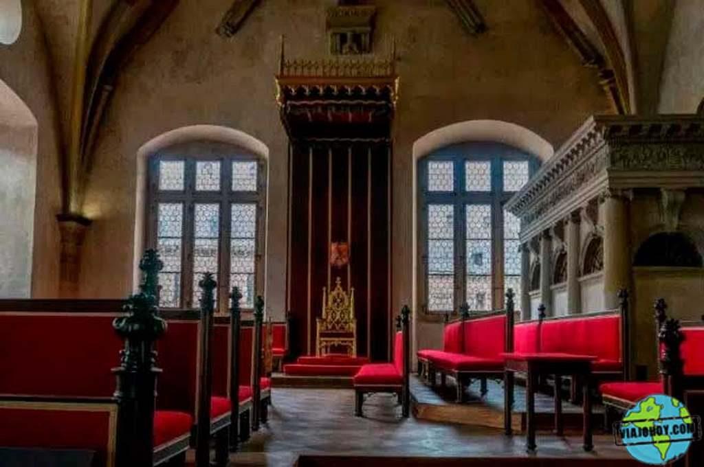 sala-de-la-dieta (viajohoy) El Palacio Real de Praga