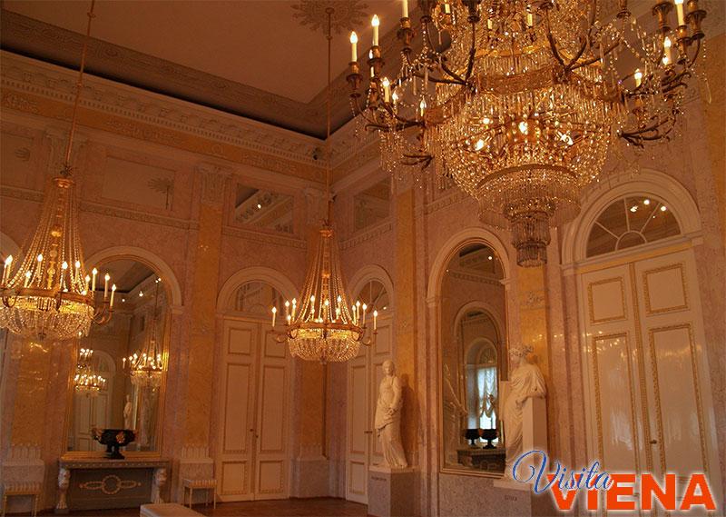 sala-de-las-musas-museo-albertina Museo Palacio Albertina