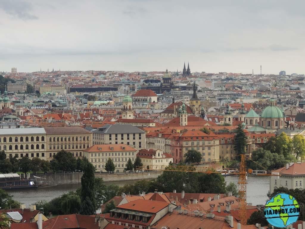 vistas-de-praga (viajohoy) El Palacio Real de Praga