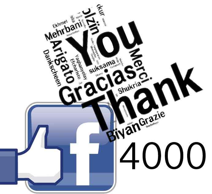 4000likes-viajohoy Gracias por acompañarnos, tenemos un regalo