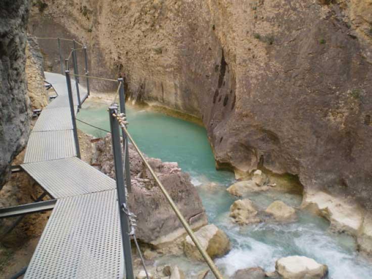 Alquezar-patrimonio-belleza-natural2 Alquezar patrimonio histórico y belleza natural