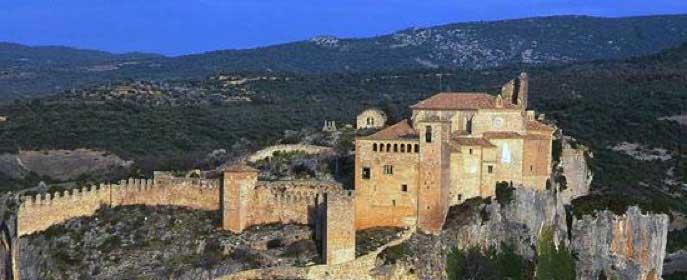 Alquezar patrimonio histórico y belleza natural