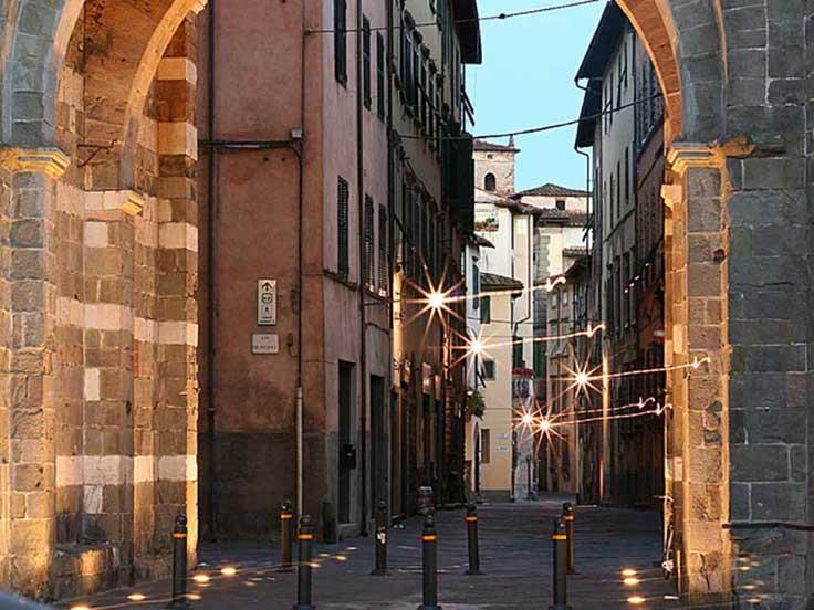 Lucca – Sentir el verdadero estilo italiano