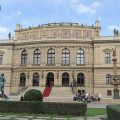 Rudolfinum-praga-viajohoy El Rudolfinum de Praga – Casa de artistas