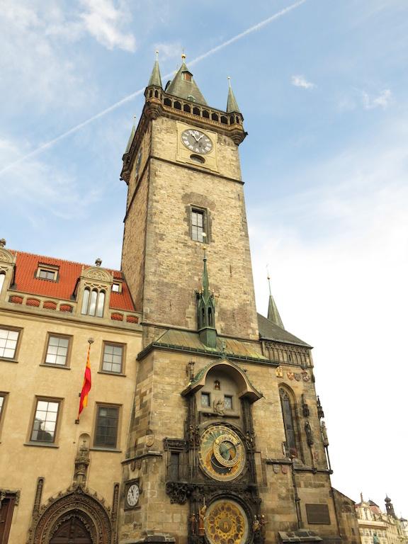 antiguo-ayuntamiento-praga-viajohoy Antiguo ayuntamiento de Praga – Reloj astronómico
