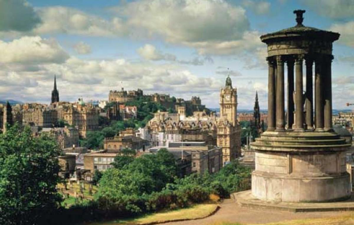 Edimburgo un lugar con mucho por conocer