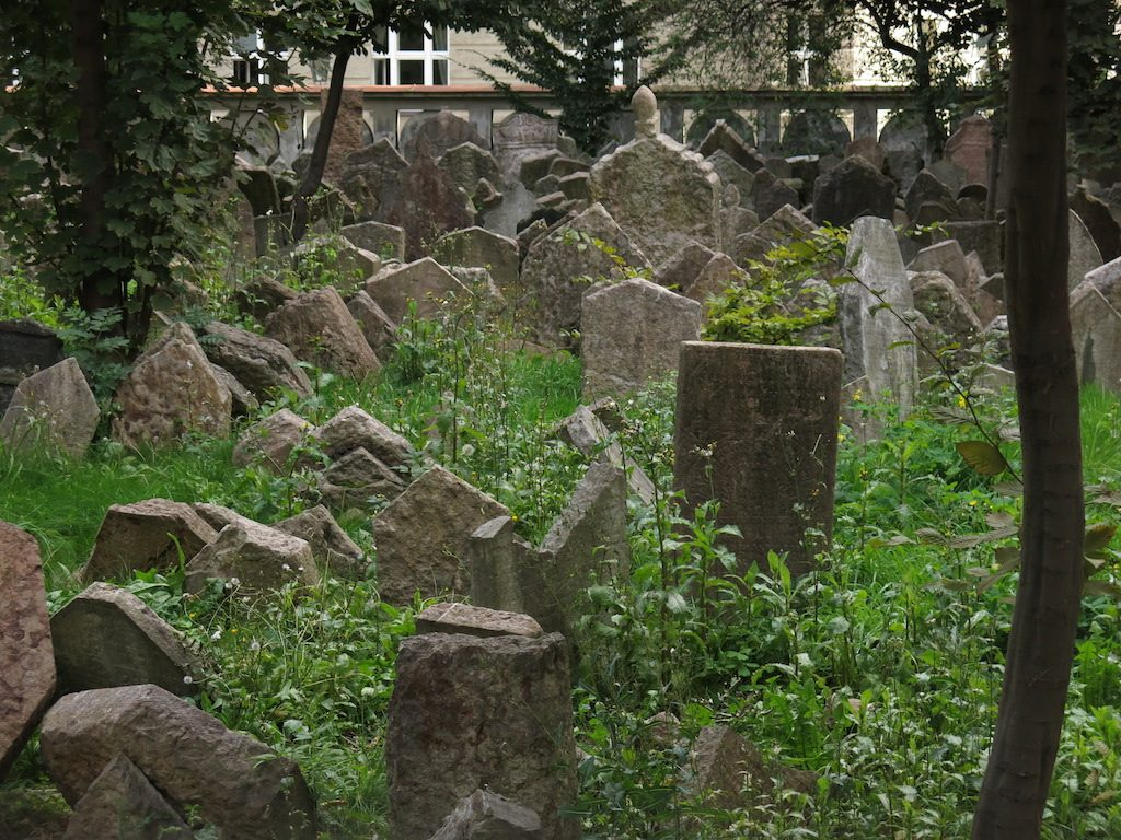 judio-cementerio-praga Josefov – El barrio judío de Praga