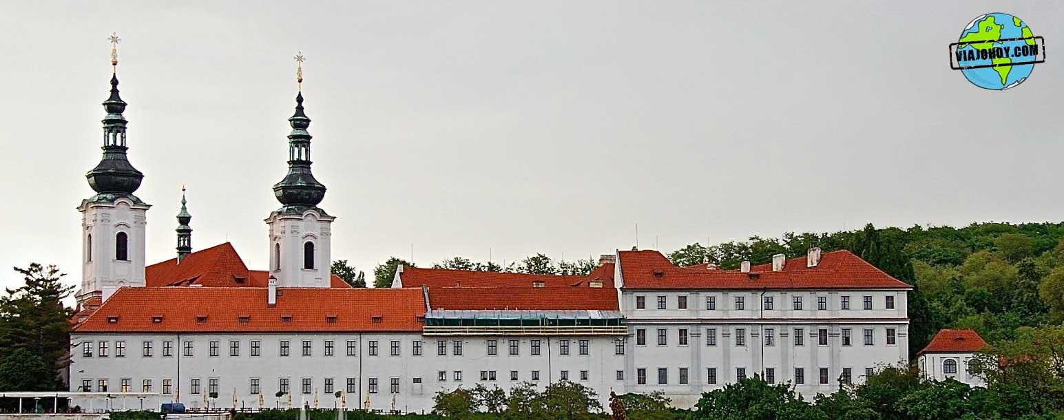 El monasterio de Strahov – Disfruta Praga