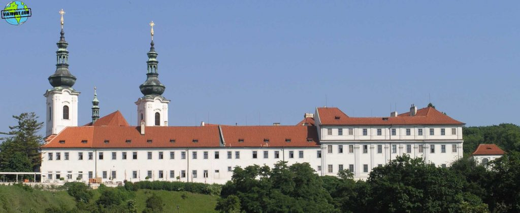 monasterio-strahov-praga2 El monasterio de Strahov – Disfruta Praga