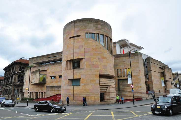 museo-de-escocia Edimburgo un lugar con mucho por conocer