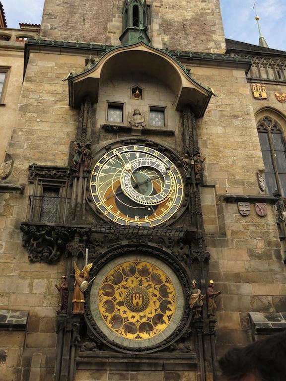 reloj-astronomico-praga-viajohoy Antiguo ayuntamiento de Praga – Reloj astronómico